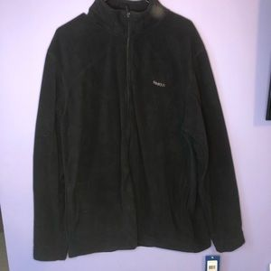 Reebok fleece jacket